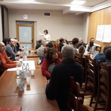 """Pierwsze spotkanie uczestników projektu """"Go Agri BIO"""""""